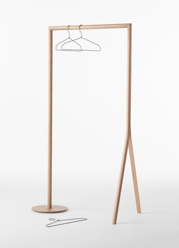 Nendo's New Furniture Finds Beauty In Splintered Wood | Co.Design: business + innovation + design