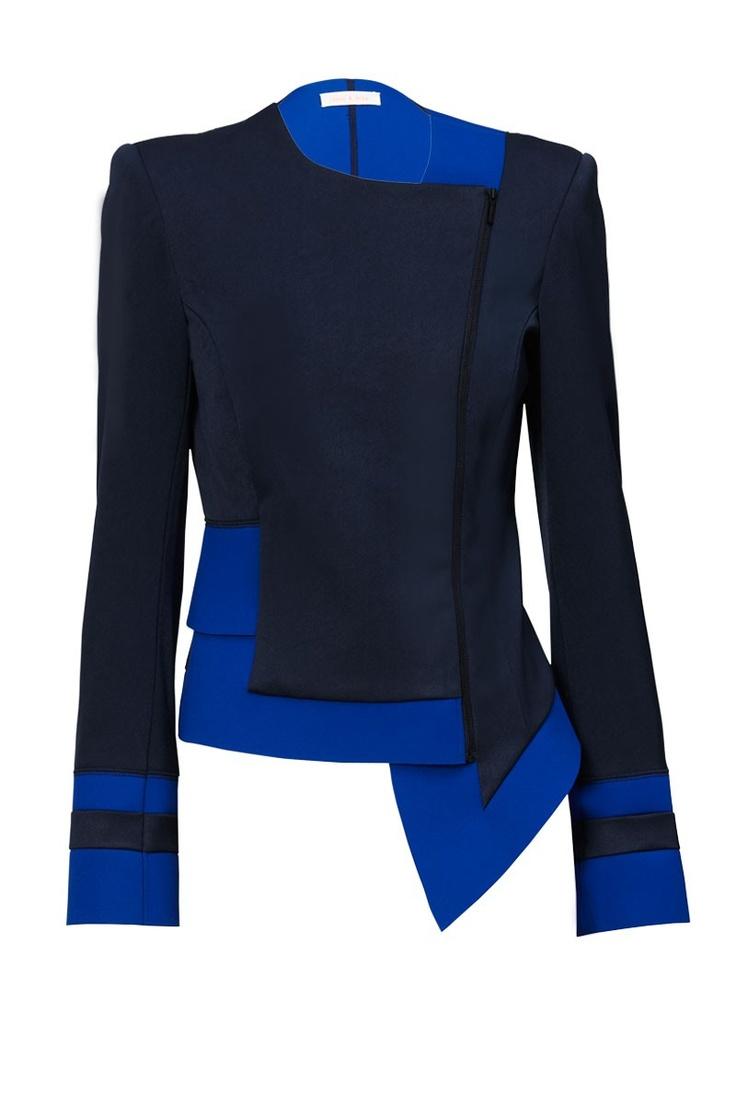 Sass & Bide jacket - love the peplum detail