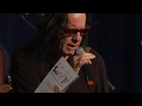 Todd Rundgren Spirit of Harmony Clinton School Performance - YouTube
