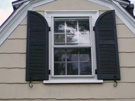52 Best Images About Exterior Shutters On Pinterest