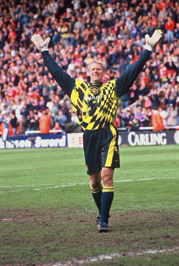 Schmeichel, our greatest ever 'keeper? MUFC ambassador and all-round club legend!
