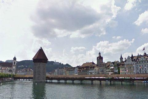 Puentes Cubiertos Alrededor del Mundo — Google Sightseeing Español