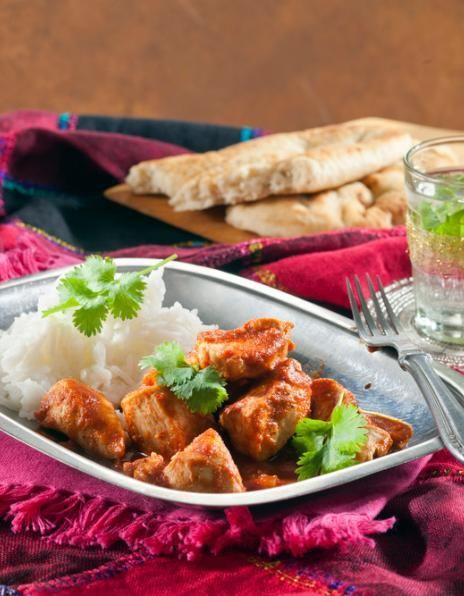 Butter chicken eli intialainen voikana   Intia   Pirkka