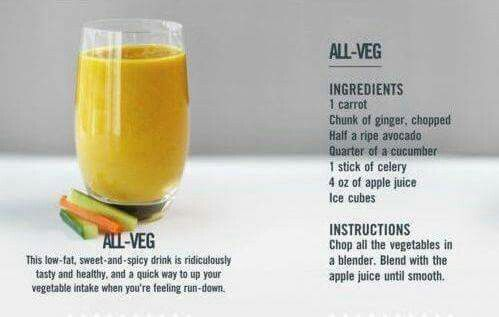 Fresh vegetable juice is a healthy option for meeting your daily veg requirement. When you #juice raw vegetables, you gain almost all of their natural #nutrients, including #antioxidant #phytochemicals. You can also control the ingredients, thus avoiding extra sweeteners or additives.