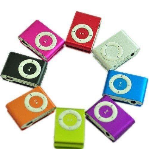 MINI Baladeur lecteur PORTABLE mp3 style DESIGN nouveau LOOK mp3 musique clips ceinture clé usb carte Micro sd jusqu'à 8GO - Écouteurs…