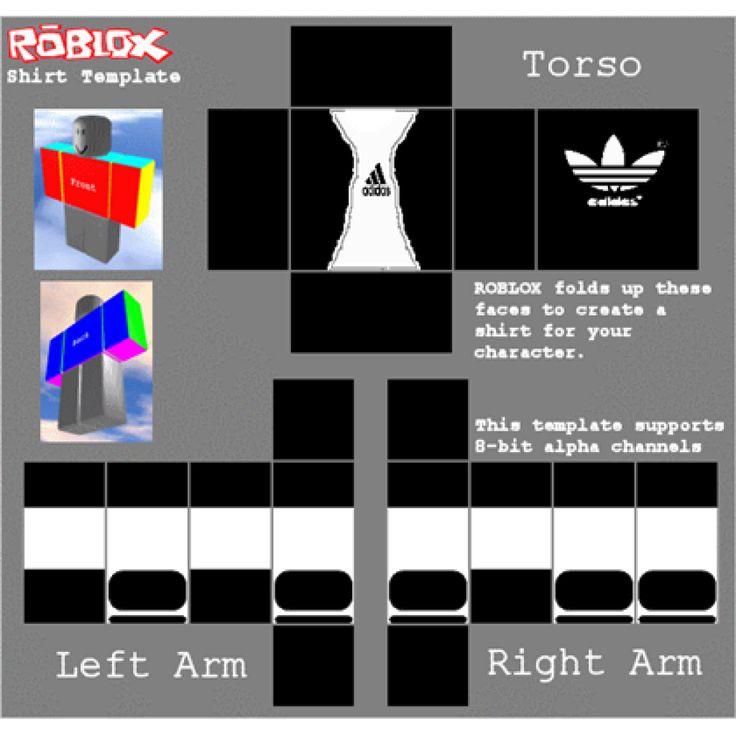 How to make a shirt on Roblox Roblox shirt, Making