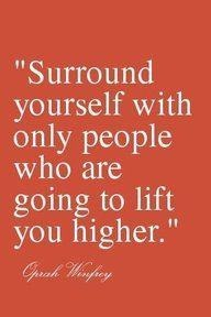 Surrounded :-): Oprahwinfrey, Remember This, Friends, Books Jackets, Oprah Winfrey, Quote,  Dust Covers, Wise Words,  Dust Wrappers