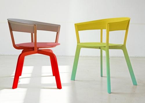 Bikini Island chairs by Werner Aisslinger for Moroso