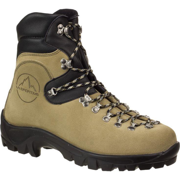 La Sportiva - Glacier WLF Mountaineering Boot - Men's - Tan