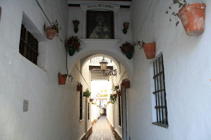 Callejón de Croquer, San Fernando, Cádiz