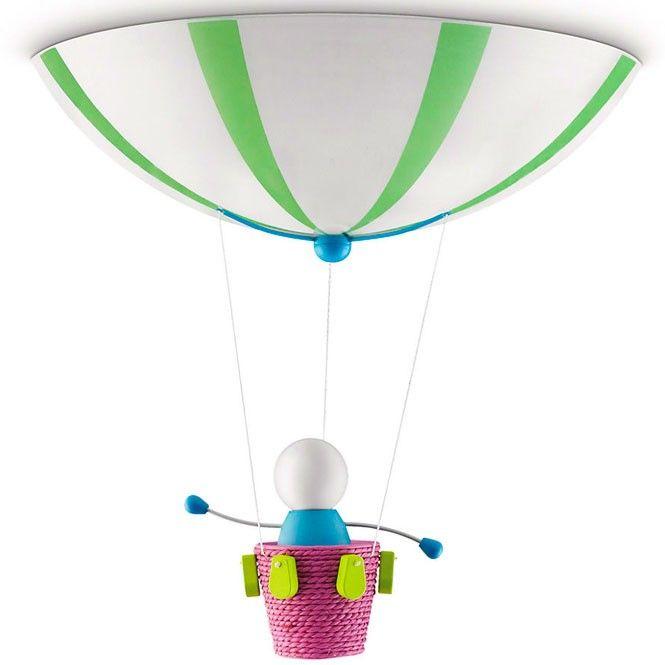 17 mejores ideas sobre lamparas infantiles de techo en - Lamparas de techo bebe ...