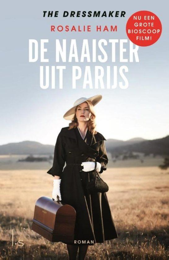 Rosalie Ham / De naaister uit Parijs. Een onvergetelijke roman over liefde, wraak en haute couture   'Die Tilly, die is volkomen onbeschaamd. Ze droeg een vreselijk uitdagende jurk, gewoonweg obsceen. Die gaat nog voor veel problemen zorgen, wacht maar af...'