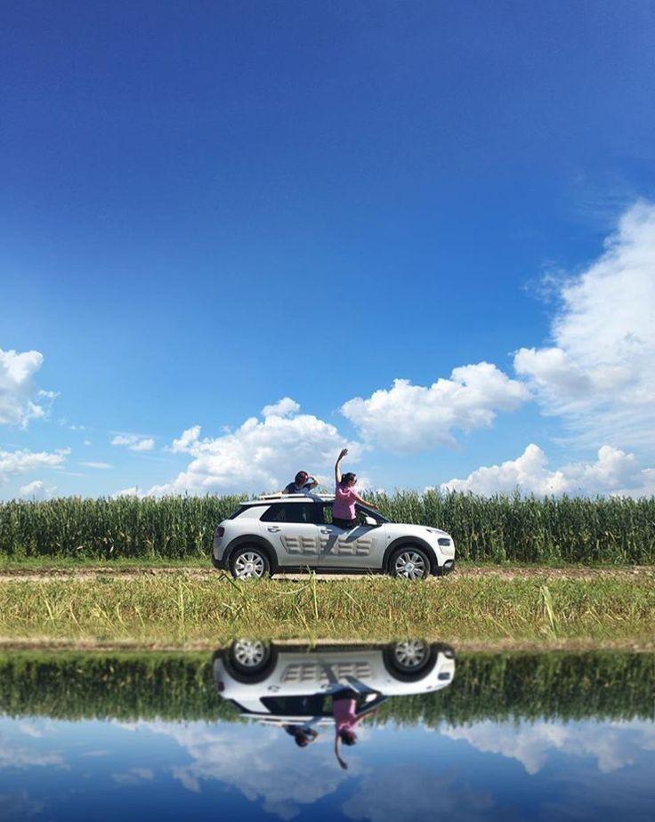 #Citroën #C4Cactus Credits @stailuan!
