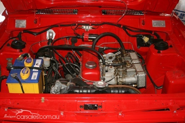 1979 DATSUN 1200 Motor completely rebuilt with twin 40DCOE