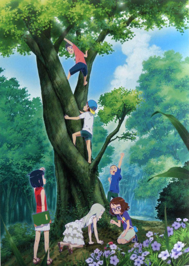 /Ano Hi Mita Hana no Namae o Bokutachi wa Mada Shiranai./#1584653 - Zerochan   Ano Hana   A-1 Pictures
