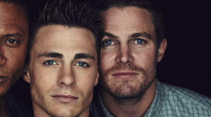 Stephen Amell Sends Love to Colton Haynes After Coming Out ...