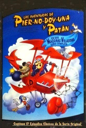 El escuadrón diabólico de Pier Nodoyuna y Patán (1969)