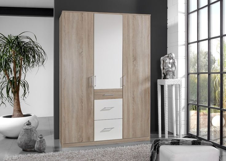 Nice Kleiderschrank Click S gerau Wei Buy now at https