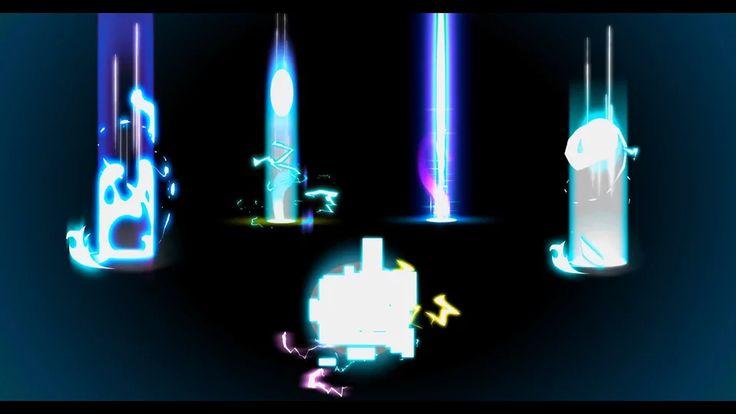 2D ANIMATION FX teleport on Vimeo