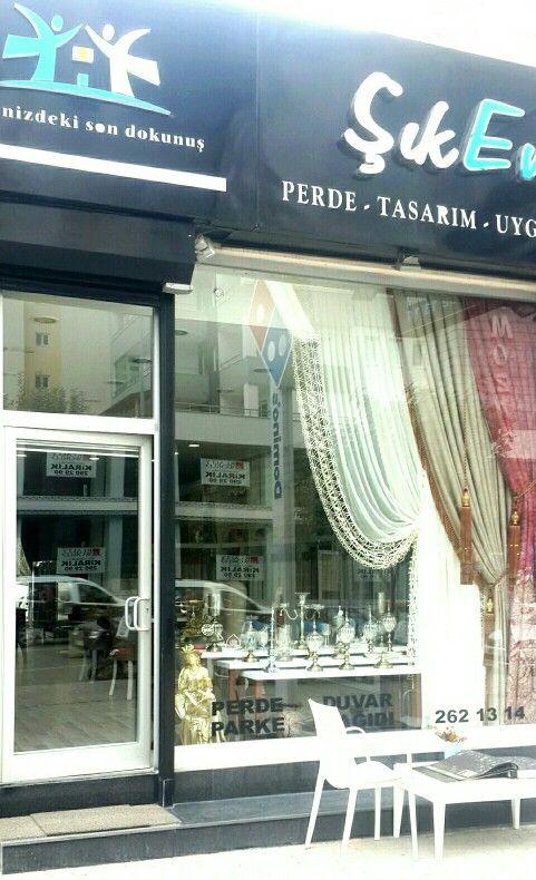 Adana, Adana konumunda şıkev perde tasarım