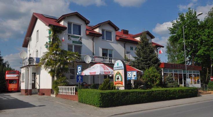 Booking.com: Hotel Pod Świerkiem , Busko-Zdrój, Polska - 32 Opinie Gości . Zarezerwuj hotel już teraz!