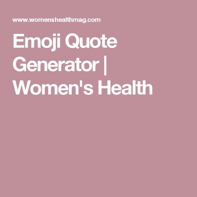 Best 20  Quote generator ideas on Pinterest  Quote