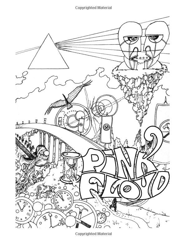 Color Me Rock Roll Coloring Book About Classic Rockers Brian P Kelly 9781532843372 Amazon Com Bo Coloring Books Coloring Book Set Cartoon Coloring Pages