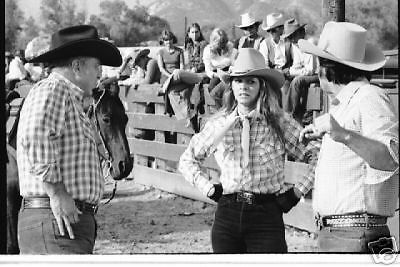 THE BIONIC WOMAN LINDSAY WAGNER RARE 1976 ABC TV PHOTO