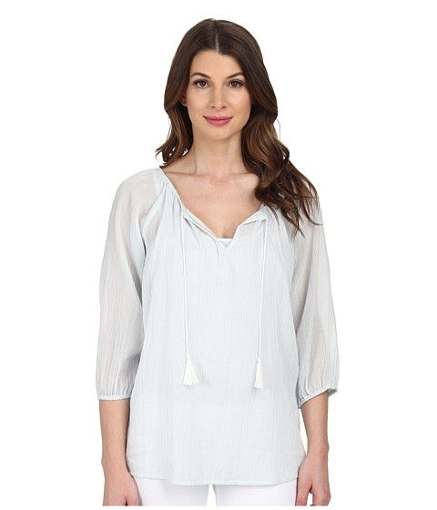 Soft Joie Soft Joie  Legaspi PlacidPorcelain Womens Sleeve Pullover for 47.99 at Im in! #sale #fashion #I'mIn