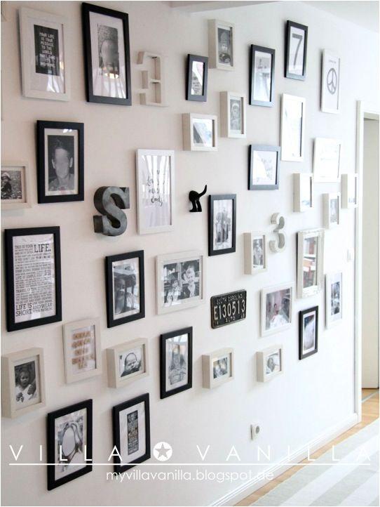 44 best marcos de fotos images on pinterest home ideas - Marcos para laminas ...