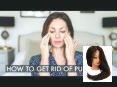 Wie man geschwollene Augen mit Gesichtsmassage loswird – Expertenvideo – YouTube