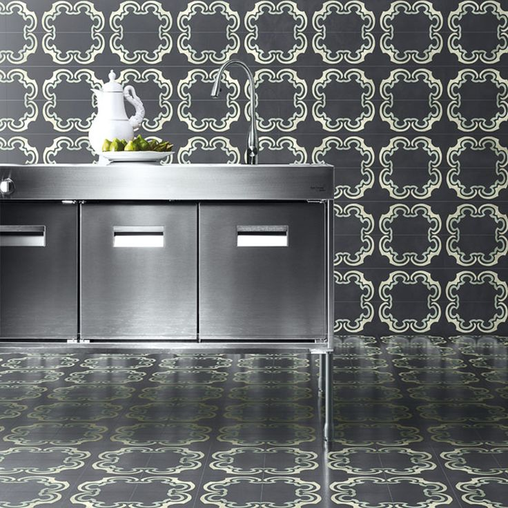 24 best bisazza cement tiles images on pinterest cement tiles deko and encaustic tile. Black Bedroom Furniture Sets. Home Design Ideas