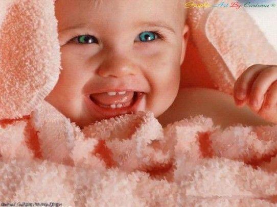 En Güzel Komik Bebekler