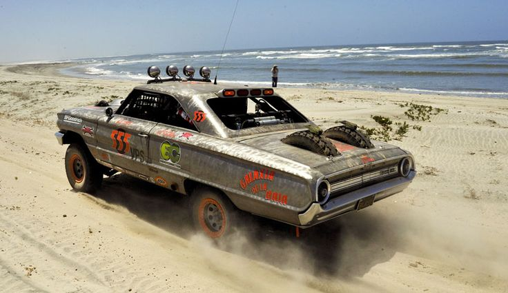 NORRA: 2015 NORRA General Tire Mexican 1000 and Cortez Rally Registration to Open New Year's Day