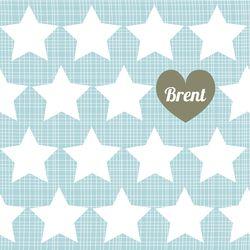 geboortekaartjes stoer - Brent