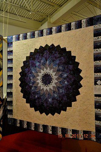 48 best Dahlia Quilts images on Pinterest | Mandalas, Hats and ... : dahlia quilts - Adamdwight.com