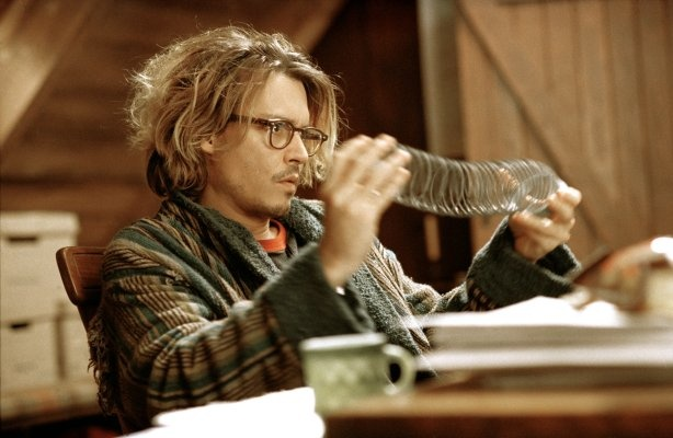 Johnny Depp - Secret Window - Because who wouldn't want to be an insane writer?