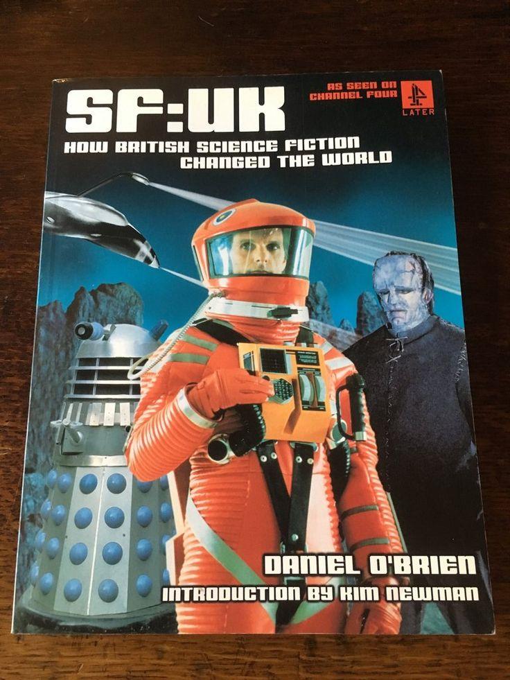 SF:UK by Daniel O'Brien Signed by Craig Charles (Red Dwarf) ISBN1903111161 2000