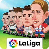 Head Soccer La Liga 2016 2.3.3 APK  MOD  Data  games sports
