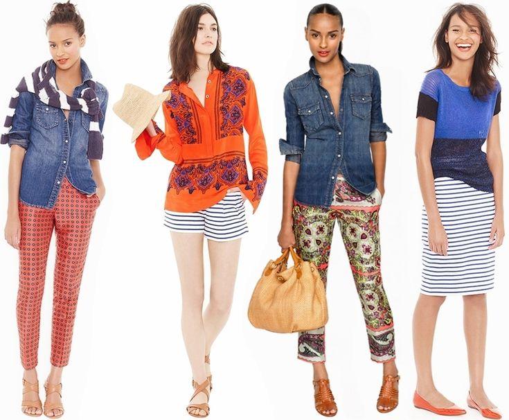 My Daily Style   stylelovely.com  J.Crew---inspiration