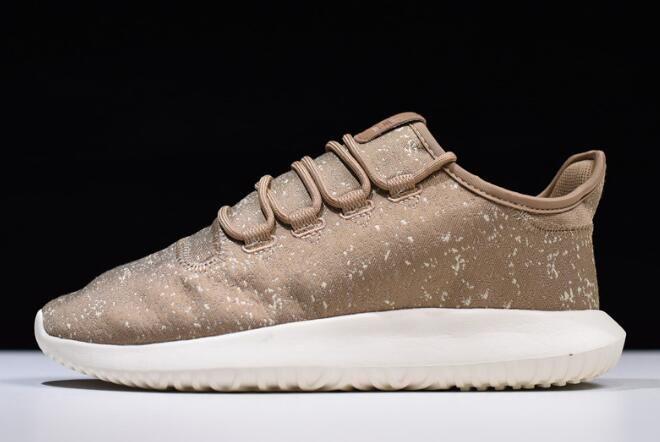 b7838a942151 adidas Tubular Shadow Jacquard Brown Men s Size AQ0939