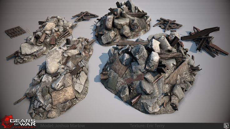 Gears of War Judgment Art - Page 3 - Polycount Forum