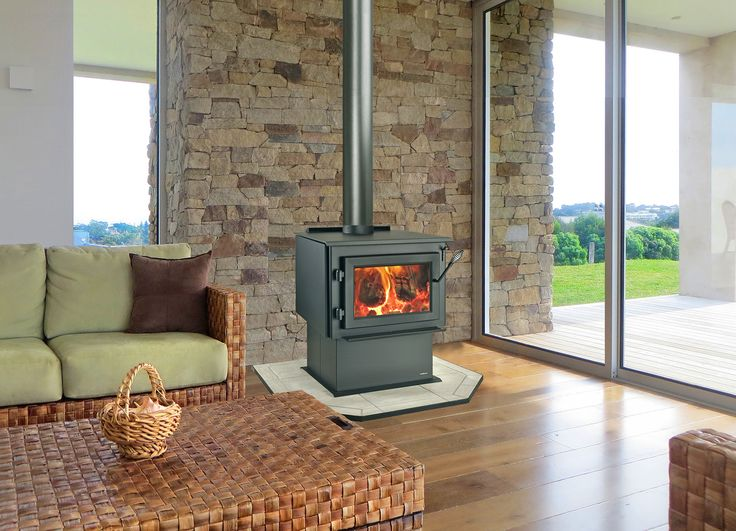 The WS22 wood burning stove will deliver warmth and comfort to your home, while being easy to operate and maintain.