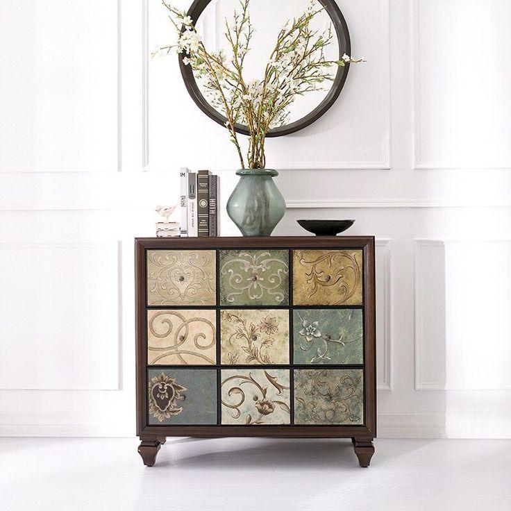 Designer Dresser   Комод в стиле неоклассицизм с дизайнерскими фасадами