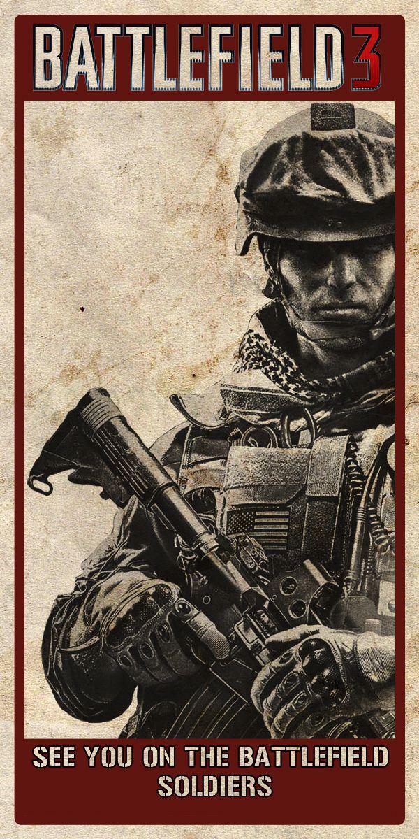 Battlefield 3 Propaganda by DeFFik.deviantart.com on @deviantART