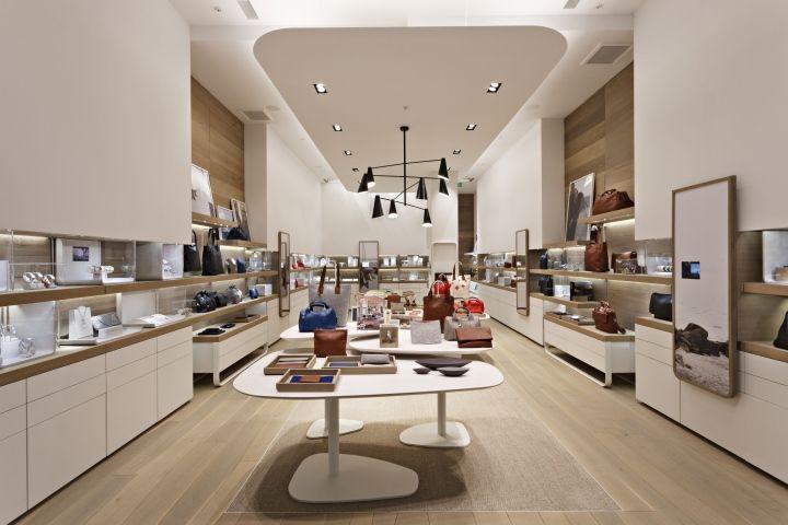 Дизайн магазина аксессуаров SKAGEN  в Лондоне, Великобритания