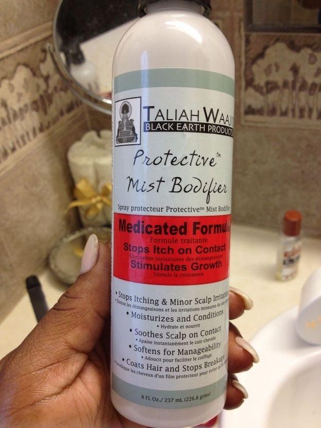 Taliah Waajid's Medicated Protective Mist Bodifier