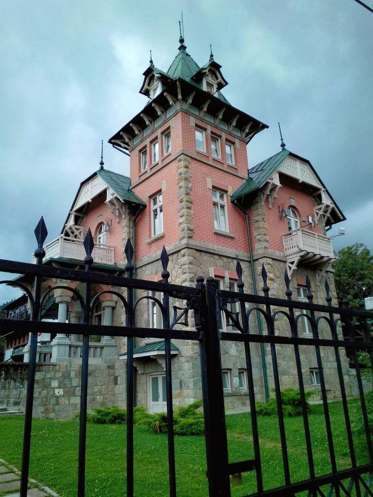 Villa in Sinaia, Romania