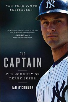 The Captain is a book i decided to read outside of school. Derek Jeter was my favorite baseball player and i saw this book and wanted to learn more about him. This book was a biography, i had never read a biography so it was a new experience. It was a great book and i learned a lot about him. This made me realize the power of books and reading. There is so much hidden knowledge and learning in books once you start to read them which is what i like.