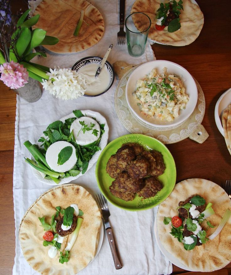 Kotelett – persische Frikadellen aus Hackfleisch und Kartoffeln <3 Labsalliebe